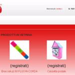 Nuova piattaforma ecommerce